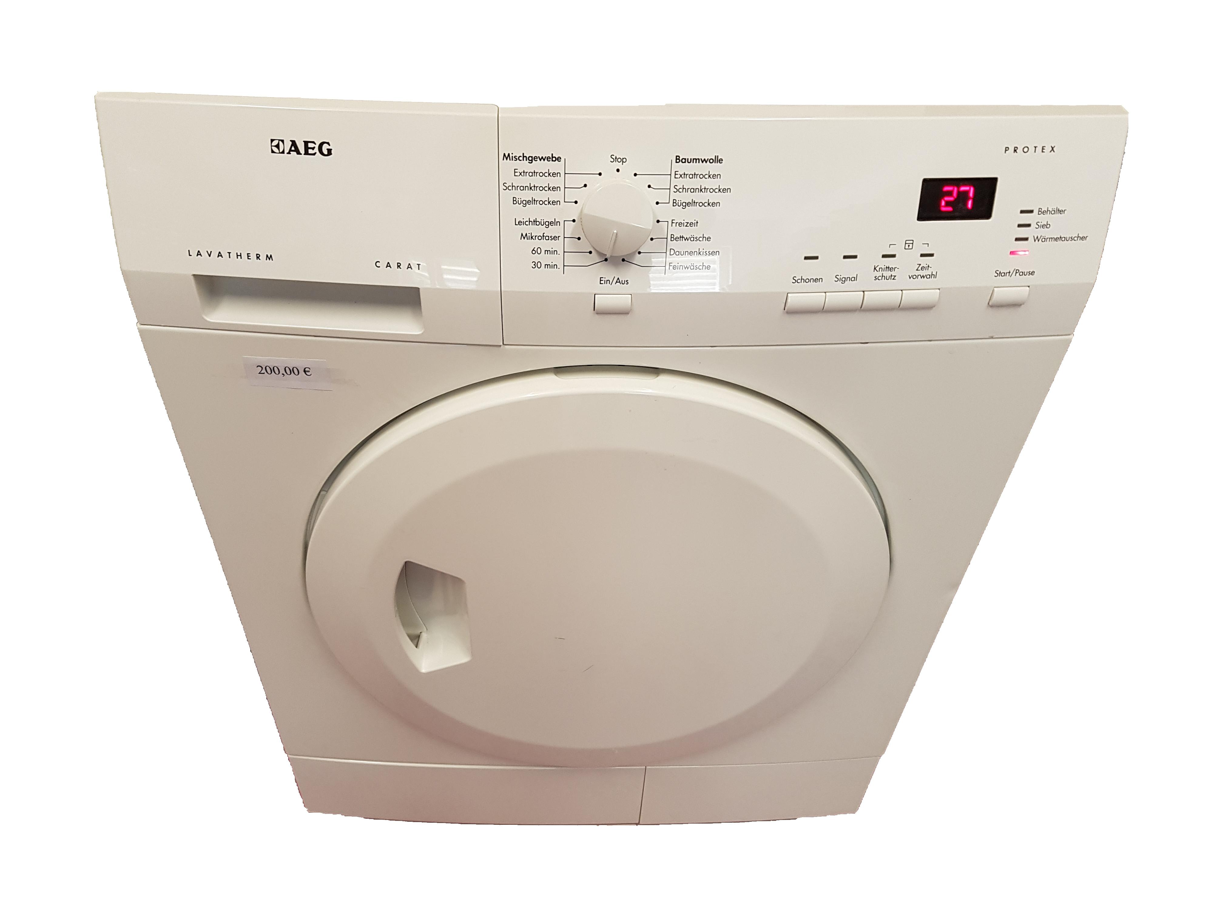gebrauchte w schetrockner waschmaschinen elektro gro ger te neu und gebraucht. Black Bedroom Furniture Sets. Home Design Ideas